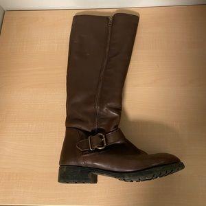 Aldo Ysycla Tall Leather Winter Boot